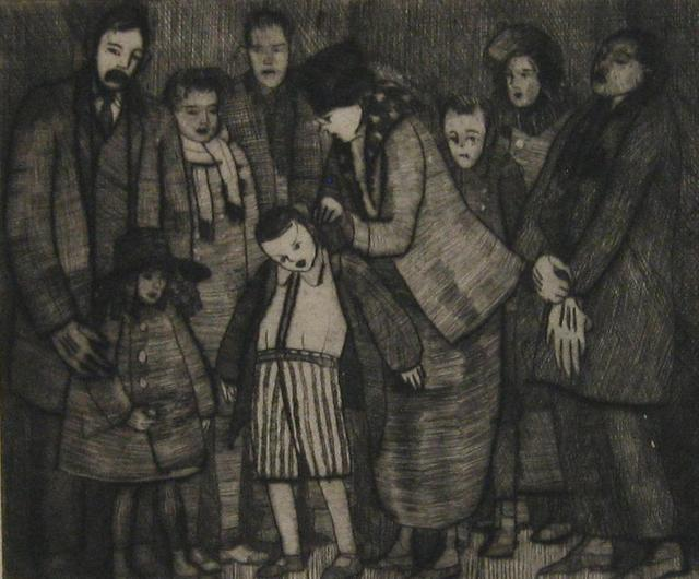 , 'The Conley Family,' 1919, Paramour Fine Arts
