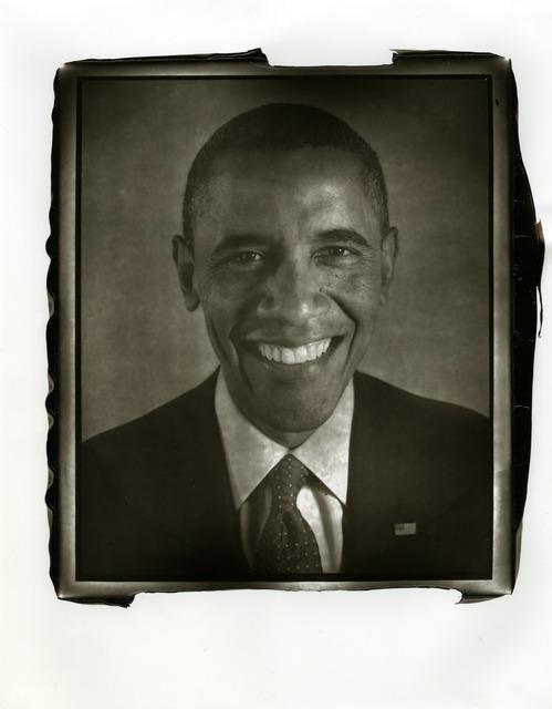 , 'Obama 2,' 2013, Two Palms