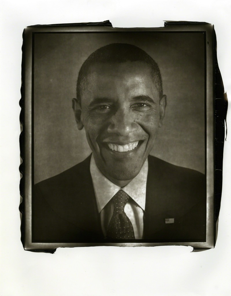 Chuck Close, 'Obama 2,' 2013, Two Palms