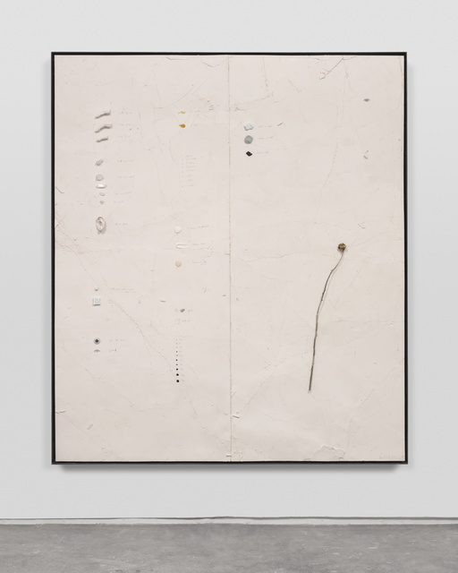 , 'G-Flex and Bronze Rose,' 2019, White Cube