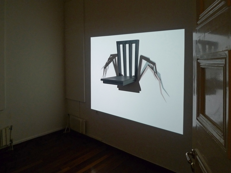 Bengü Karaduman. Sketch for a New Body, 2012. Video Sculpture, Edition 1-3 + 1h 2'57''. Photo credit: Panagiotis Balaskas