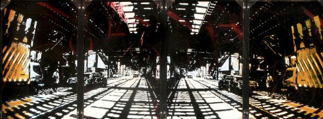 , 'Brooklyn,' 2010, Woodward Gallery