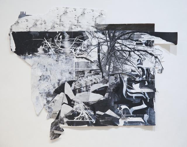 , 'Rebus,' 2017, Galerie Antoine Ertaskiran
