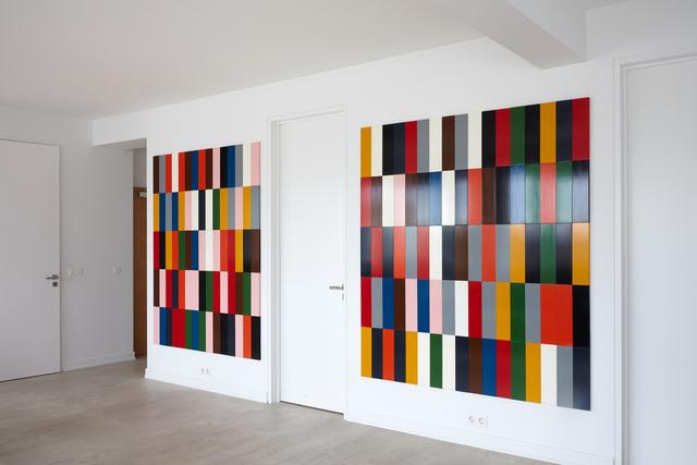 , 'Súm Colour-Ring, Reshaped,' , BERG Contemporary
