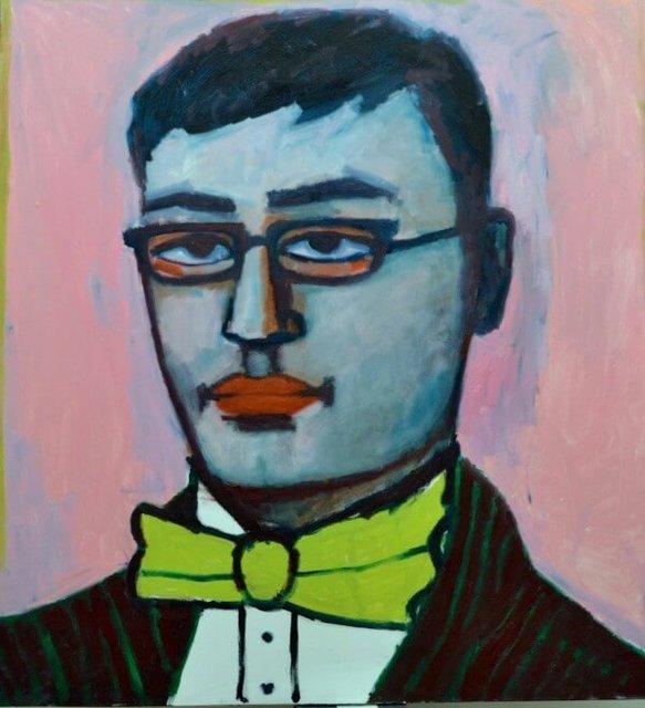 , 'David,' 2016, Jacob Babchuk Gallery