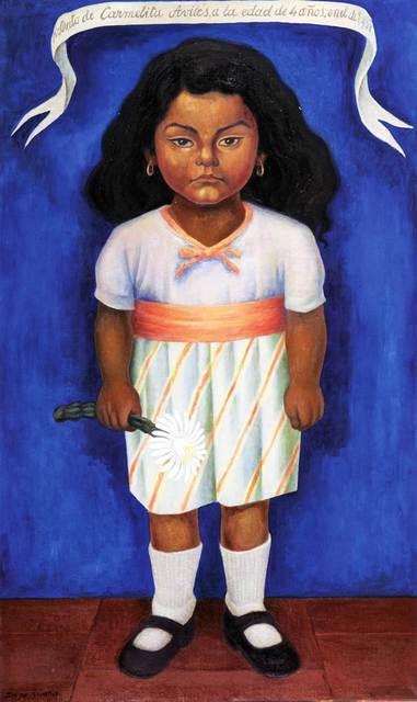 Diego Rivera, 'Retrato de Carmelita Aviles ', 1937, Gary Nader