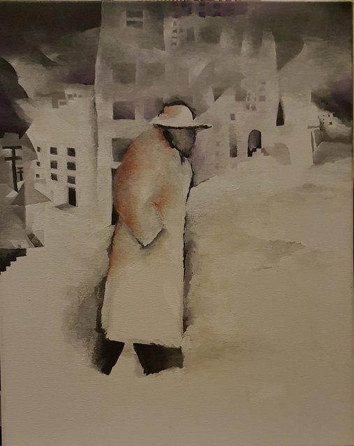 , 'A Long Walk Home,' 2017, Frederick Holmes and Company