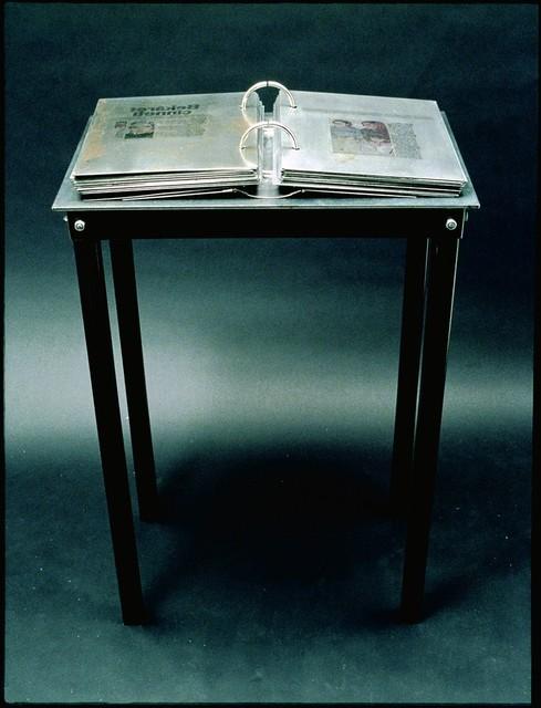 , 'LoveBook,' 2001, Cda-Projects