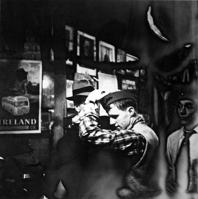 Arthur King, 'Man with Cap, McSorley's, Little Italy, New York City', late 1950s, ClampArt
