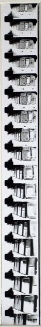 , 'Approaching El Train ,' 1966, Bruce Silverstein Gallery