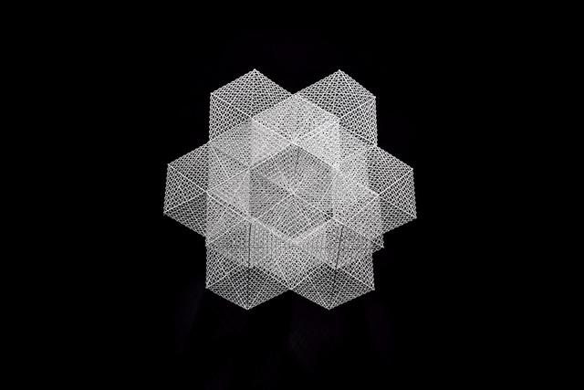 , '2014 square 3,' 2014, Da Xiang Art Space