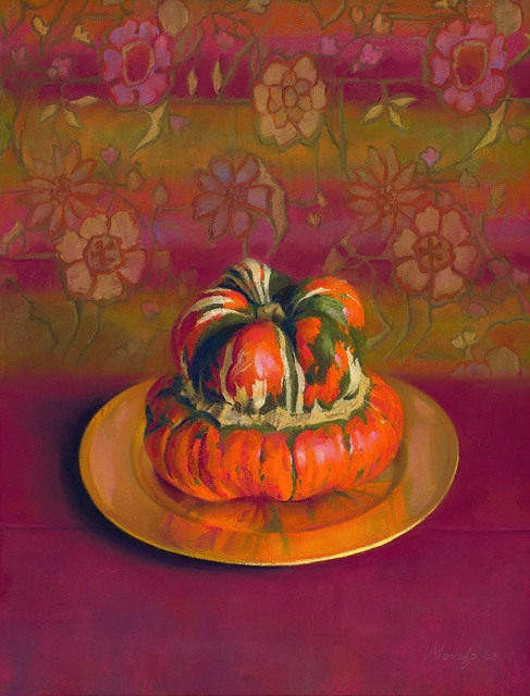 , 'GOURD ON GOLD,' 2003, Jerald Melberg Gallery