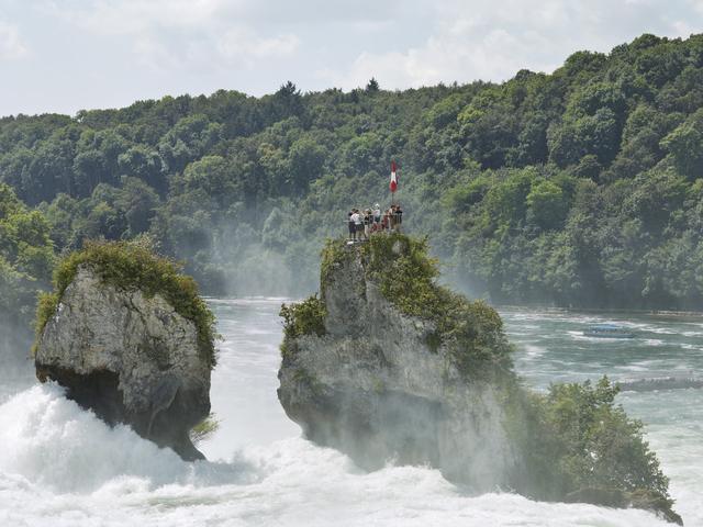 , 'Rhine Falls, Neuhausen, Switzerland,' 2016, Zeitgeist