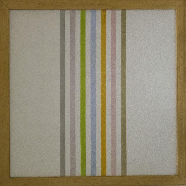 , 'Grammature di colore - supporto intonaco,' 1974, Primo Marella Gallery