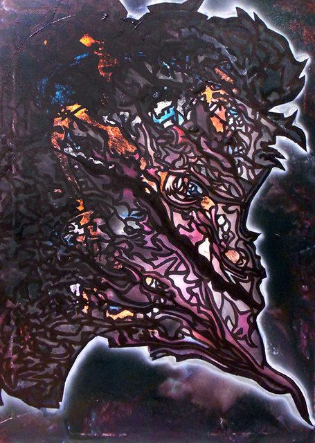 , 'Lilith,' 2015, Agora Gallery