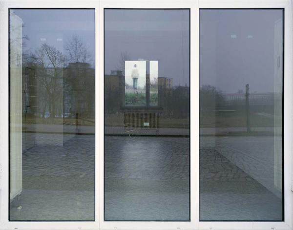 , 'Rear Window / Rückfenster,' 2004, Barbara Gross