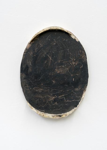 Lawrence Carroll, 'Untitled (black mirror painting)', 2015-2017, Buchmann Galerie