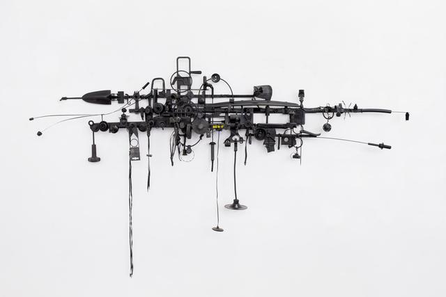 Jeroen Frateur, 'Diana Diesel', 2013, Installation, Mixed media, Aeroplastics