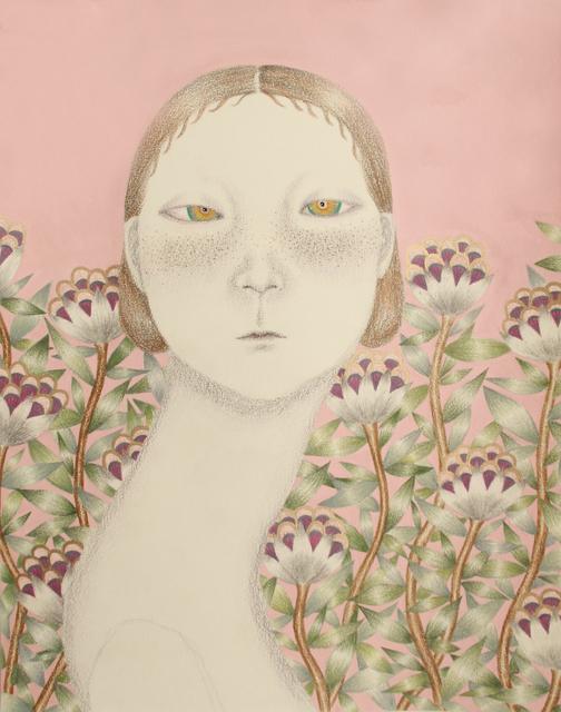 , 'So, Nyeo (Girl) ,' 2016, Sarah Hong Gallery