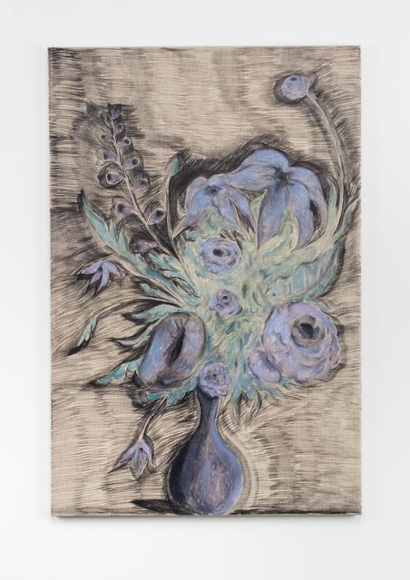 , 'Grey Bouquet 1,' 2017, Upfor