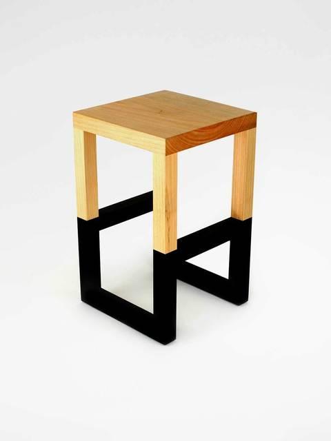 , 'Escher Stool,' , Belas Artes