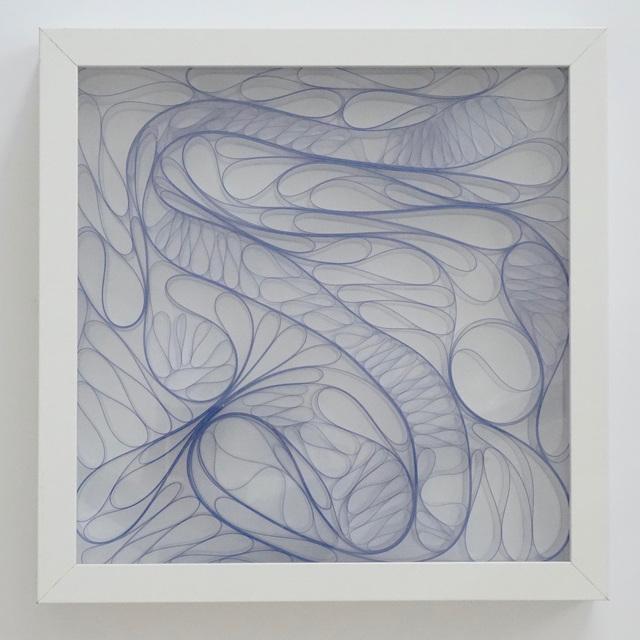 , 'Zone de turbulences n°2,' 2019, Galerie Rejane Louin