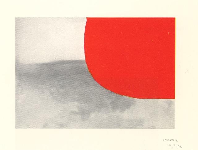 , 'Paisatge 2,' 1992, Polígrafa Obra Gráfica