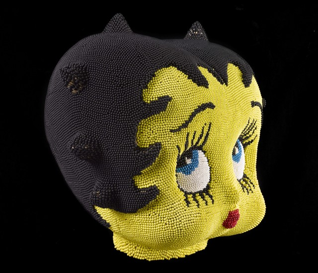 , 'Betty Boop, Yellow Match Head,' 2011, Opera Gallery