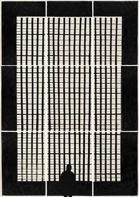 , 'Visto d'ingresso,' 2010, Alfonso Artiaco