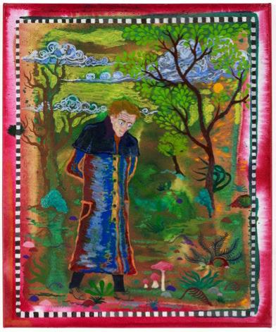 Abel Auer, 'Der Pilze Sammler', 2011, Corvi-Mora