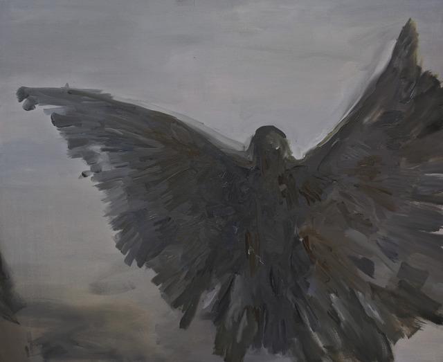 Rudy Cremonini, 'The Bird and the Desert', 2018, Galerie Thomas Fuchs