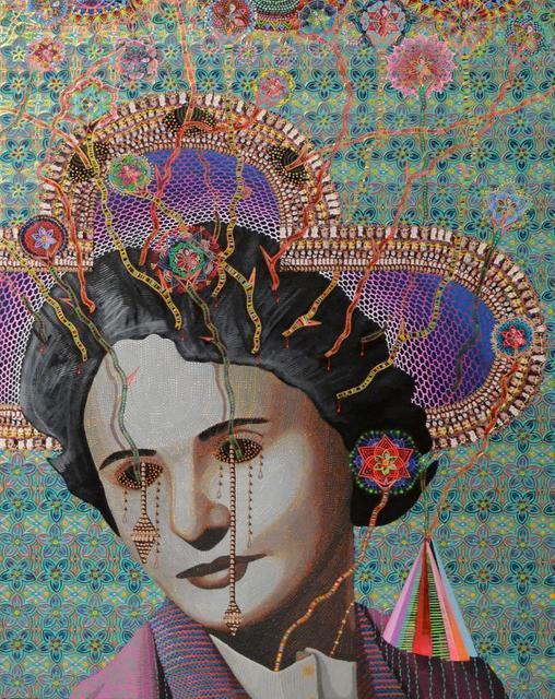, 'Les Femmes d'Alger IV,' 2017, DENK Gallery
