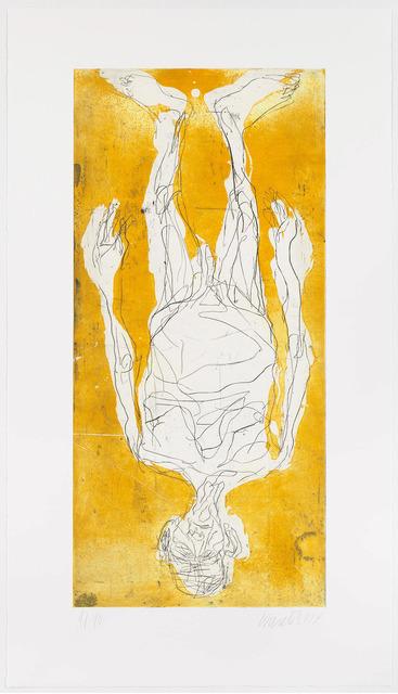 , 'Ohne Hose in Avignon II,' 2014, Gagosian
