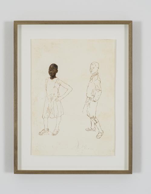 , 'Portrait of Neria Chigwete,' 2018, Tyburn Gallery