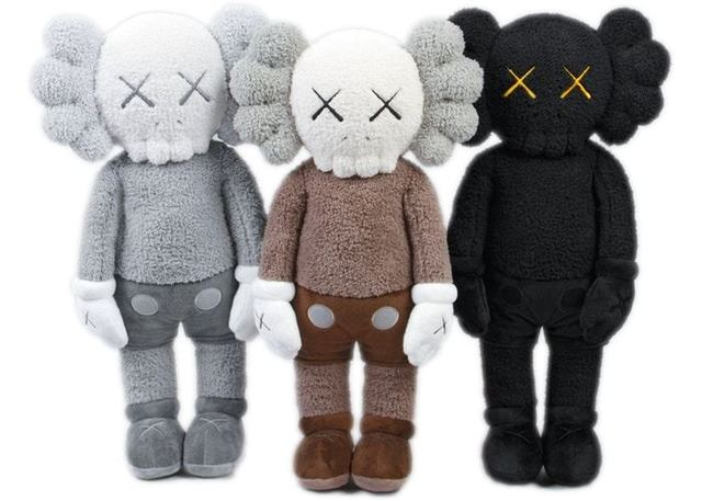 KAWS, 'Holiday Set of 3', 2019, New Union Gallery