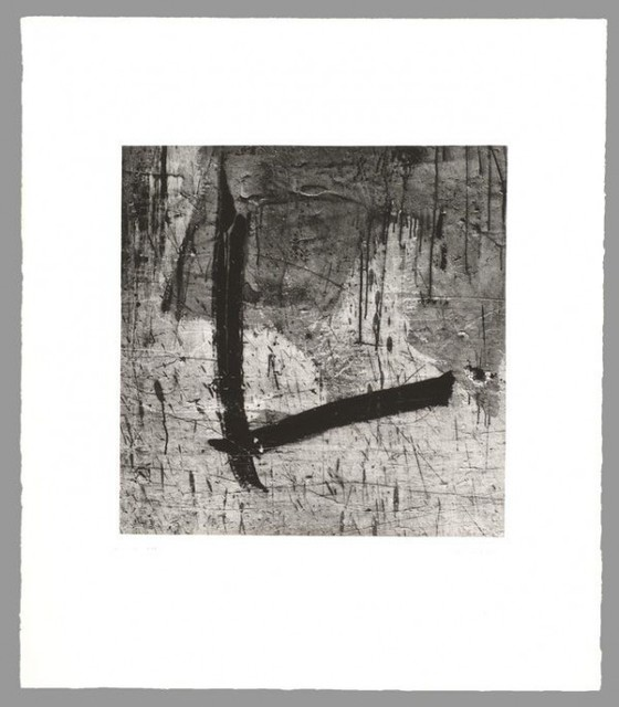 , 'Homage to Franz Kline (Lima 89 - 1975),' 1989, Nikola Rukaj Gallery