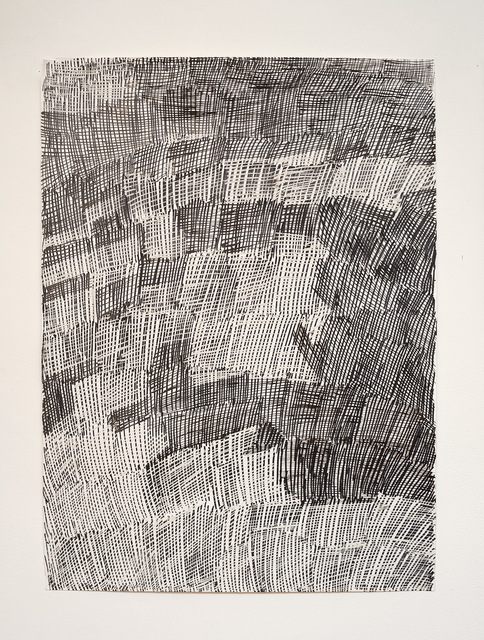 , 'Djorra (paper) 8,' 2014, Roslyn Oxley9 Gallery