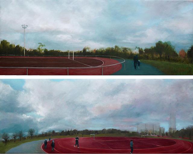 Sandrine Rondard, 'Le Stade des Guilands I et II ', 2013, Under Construction Gallery