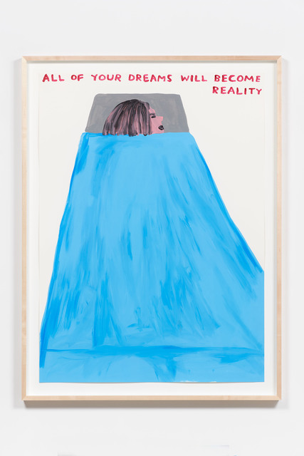 , 'Untitled (All Of Your Dreams),' 2016, Anton Kern Gallery