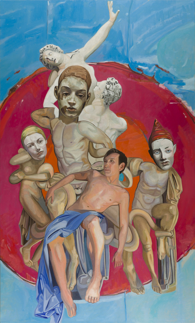 , 'Community,' 2017, Childs Gallery