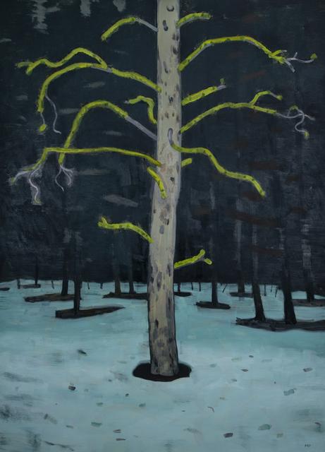 Mike Piggott, 'Wiggly Green', 2019, Tayloe Piggott Gallery