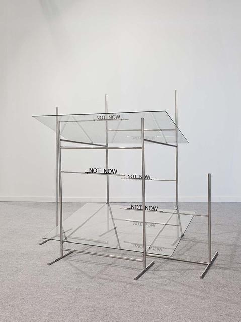 Waltercio Caldas, 'Not Now', 2014, Xippas