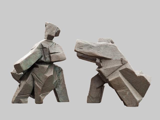 , 'Taichi Series Pair,' 1991, Ipreciation