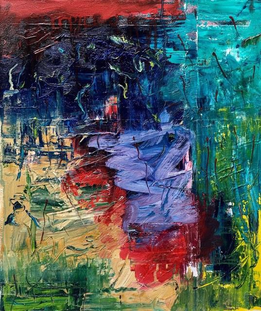 Brian Palmieri, 'Conviction', 2018, Painting, Oil on canvas, InLiquid