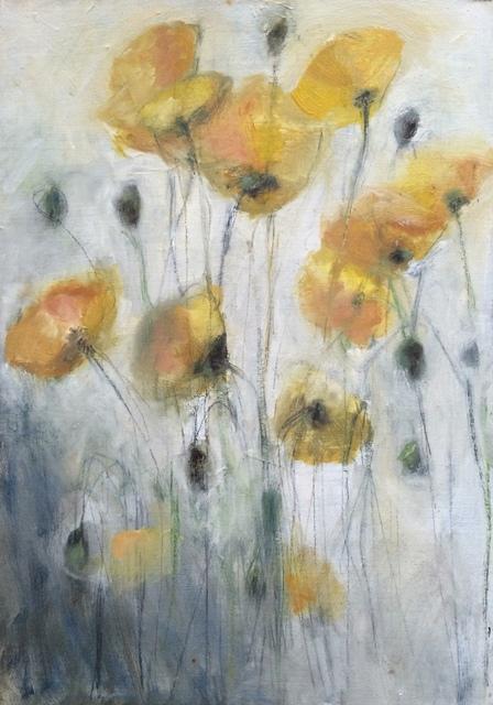 "Olga Gorokhova, '""Yellow poppies""', 2010, Krokin Gallery"