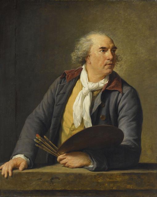 , 'Hubert Robert,' 1788, RMN Grand Palais