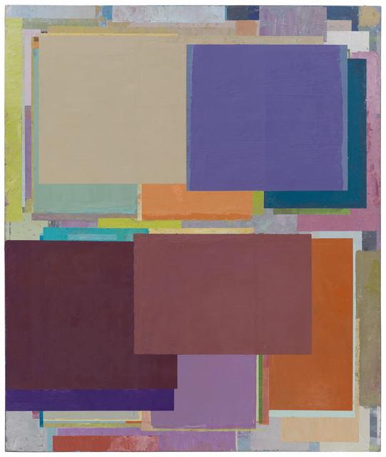 , 'Den Tisch in die Ecke stellen 49,' 2016, PIFO Gallery