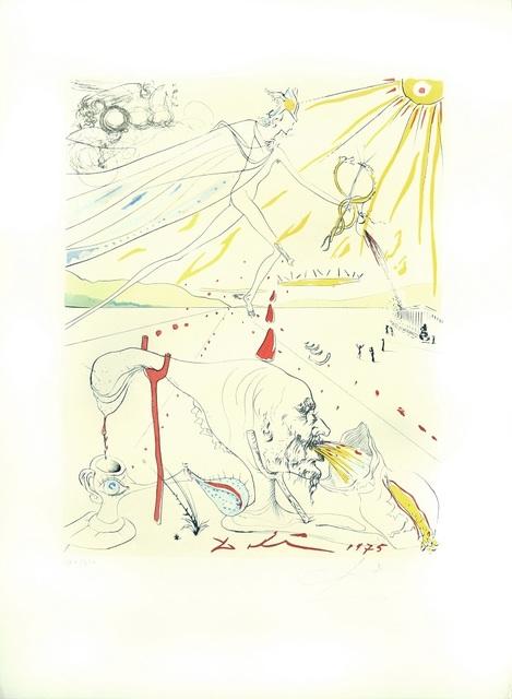 Salvador Dalí, 'L'Alchimie', 1975, Wallector