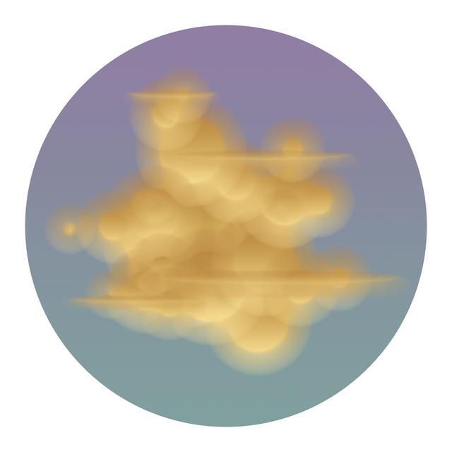 Ted Kincaid, 'Cloud (Inness) 41317', ca. 2015, The Schoolhouse Gallery