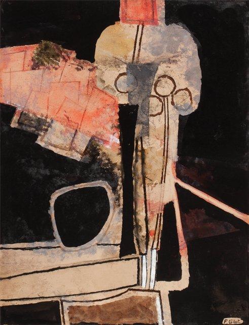 Françoise Gilot, 'Composition with Vase', 1961, Heritage Auctions